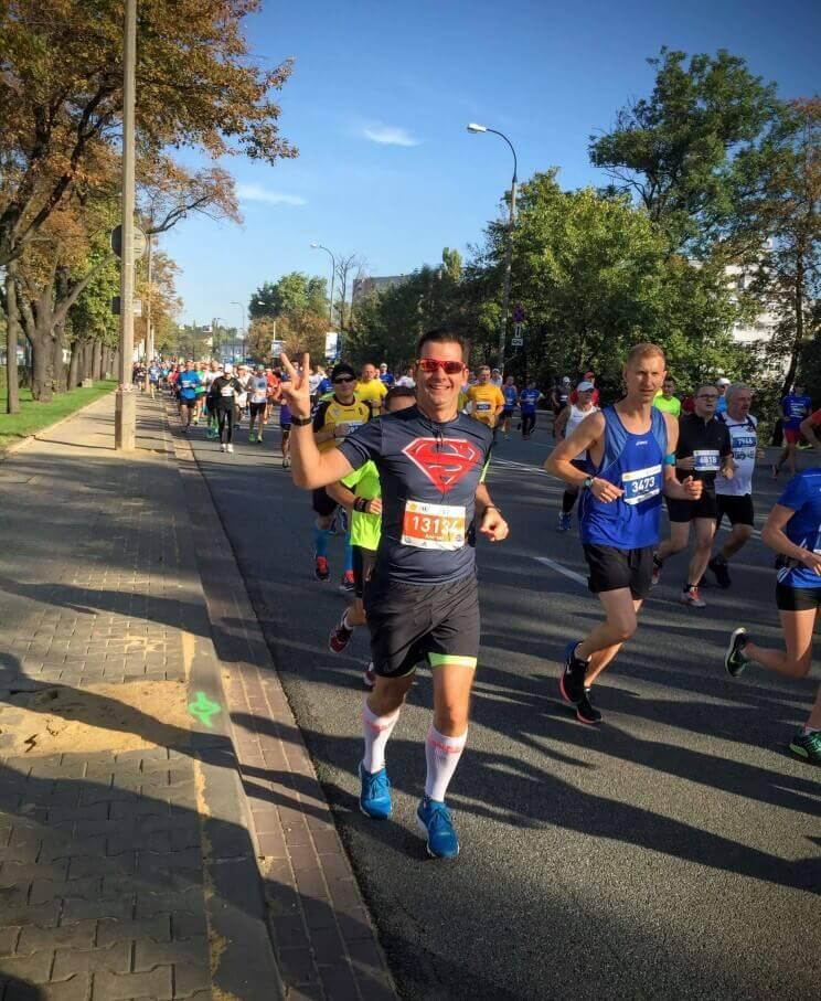 Maraton -1km