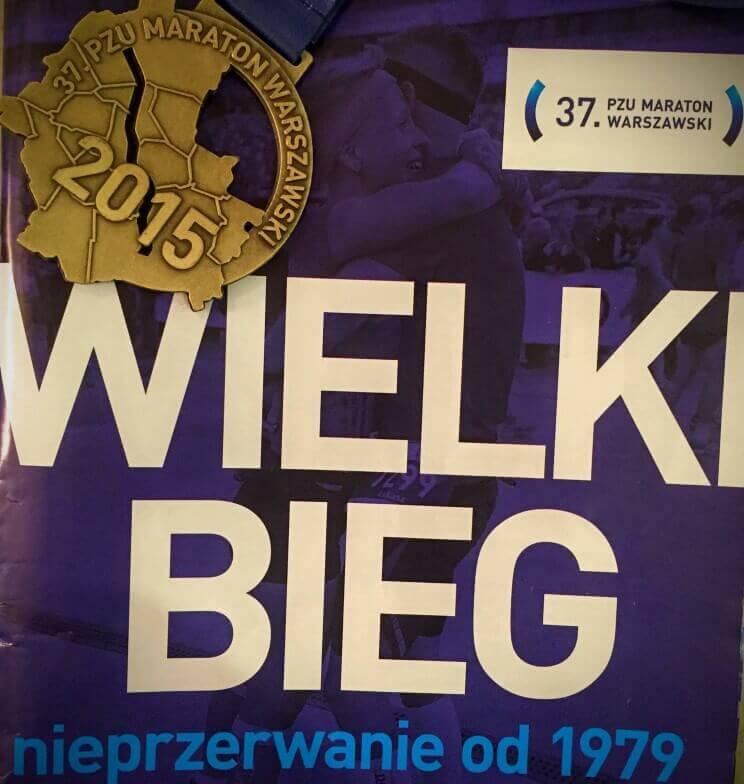 Maraton - Medal